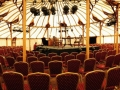 banquet chairs in lpm bohemia tent