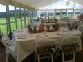 white wedding chair pavilion marquees 2