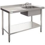 kitchen single sink 2