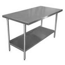 Stainless Steel Catering Table Caterhire