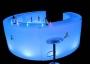led bar circular